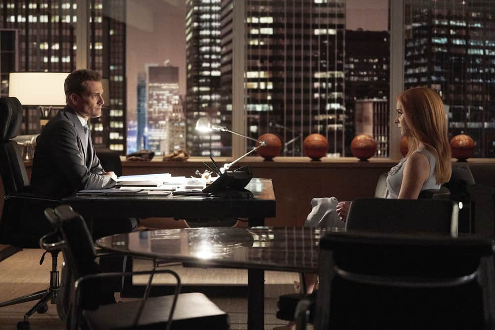 harvey specter psychological safety